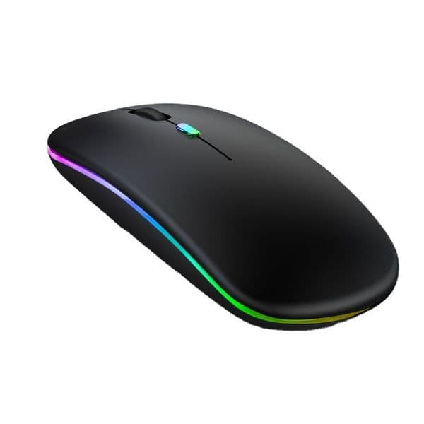 Wireless & Rechargeable  Mouse